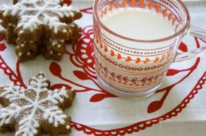 Holy Spirit Catholic School Council Milk & Cookie Event