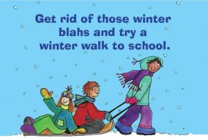 Active School Travel News for February